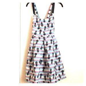 Zara Pineapple Dress